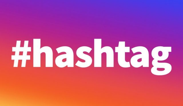Hashtag Instagram Like