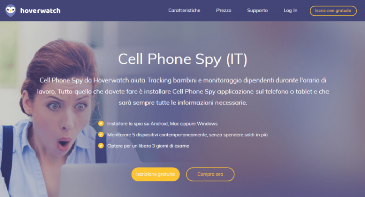 migliori applicazioni per spiare un cellulare