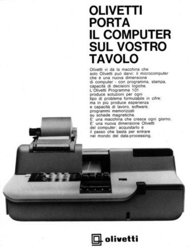 Programma 101 Olivetti
