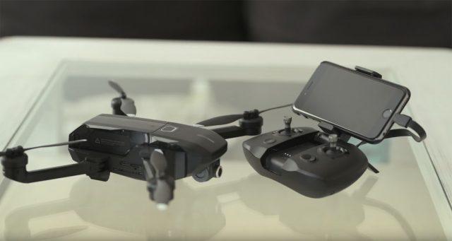 Yuneec Mantis Q primo volo video tutorial