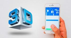 Facebook Foto 3D