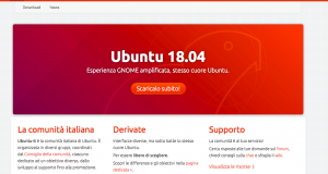 come installare Ubuntu da USB
