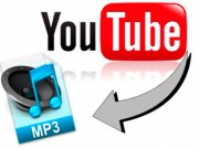 Trasformare video youtube in mp3