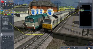 simulatore treni
