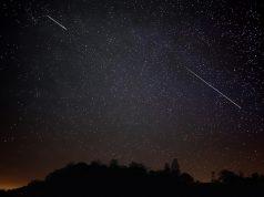 stelle cadenti sciame meteorico